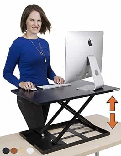 Standing Desk-X-Elite Pro Height Adjustable Desk Converter