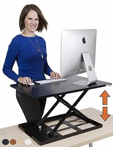 Standing Desk-X-Elite Pro Height Adjustable Desk Converter