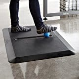 VARIDESK – Standing Desk Anti-Fatigue Comfort Floor Mat – ActiveMat Groove